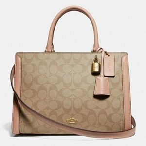 Coach Carryall in Signature Canvas